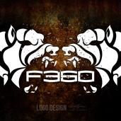 Logo Design - F360 by Judah Creative, a Graphic Design Studio near Branson & Springfield, MO