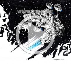 Video Poster: Speed Drawing/Illustration: 312 Locust 2